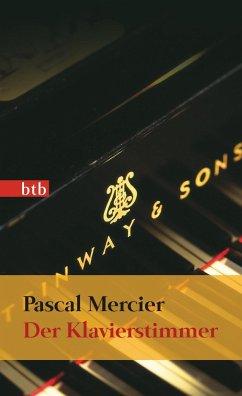 Der Klavierstimmer - Mercier, Pascal
