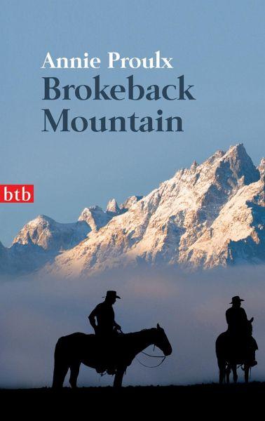 "Annie Proulx ""Brokeback Mountain"""