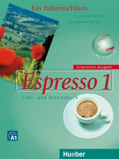 Espresso 1 - Erweiterte Ausgabe - Ziglio, Luciana; Rizzo, Giovanna