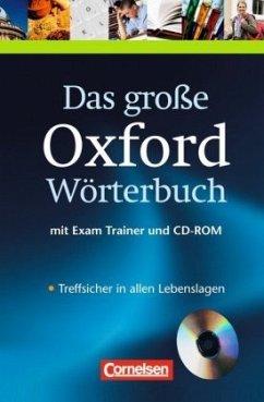Das große Oxford Wörterbuch, Englisch-Deutsch, ...