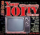 101 All Time Favourite Tv Themes
