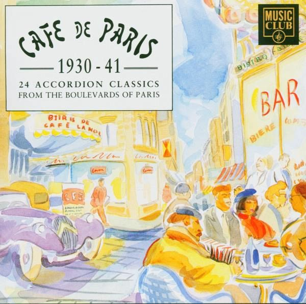 Cafe De Paris Accordion Classics Download