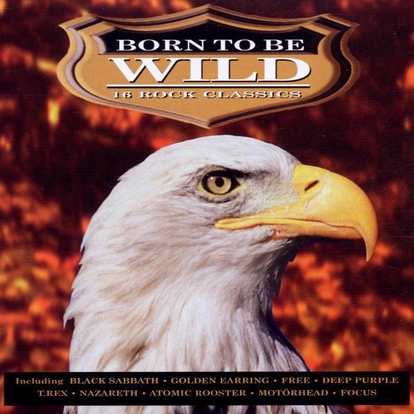 born to be wild auf audio cd portofrei bei b. Black Bedroom Furniture Sets. Home Design Ideas