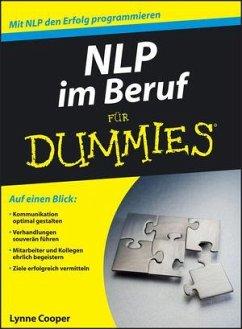 NLP im Beruf für Dummies - Cooper, Lynne