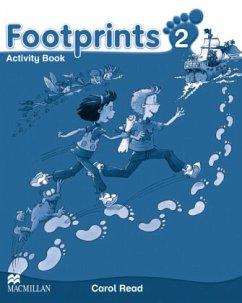 Footprints 2 Activity Workbook - Read, Carol