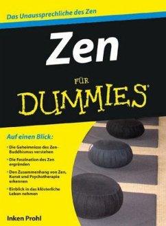 Zen für Dummies - Prohl, Inken