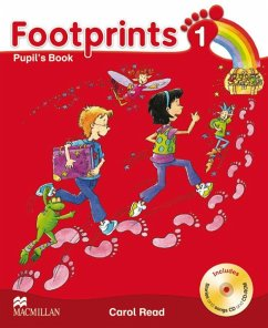 Footprints 1 Pupil's Book Package - Read, Carol
