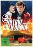 Notruf California - Staffel 2, Teil 1 (3 DVDs)