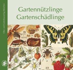Gartennützlinge - Gartenschädlinge