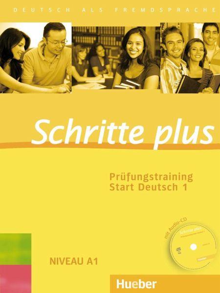 Schritte Plus neu Kursbuch Arbeitsbuch A1.1 mit CD