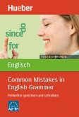 Taschentrainer Englisch Common Mistakes in English Grammar