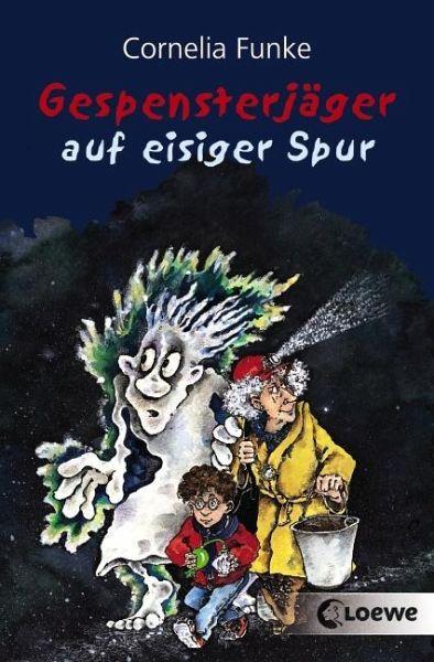 Buch-Reihe Gespensterjäger von Cornelia Funke