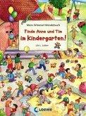 Finde Anne und Tim im Kindergarten!; Finde Anne und Tim in den Ferien!