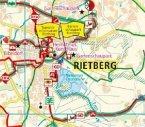 PublicPress Radwanderkarte Kreis Gütersloh - Stadt Bielefeld