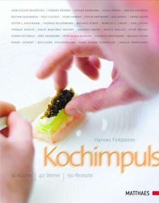 Kochimpuls von Hannes Finkbeiner - Buch - buecher.de