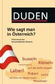Duden - Wie sagt man in Österreich?