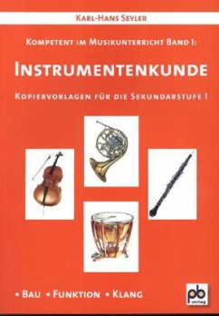 Instrumentenkunde - Seyler, Karl-Hans