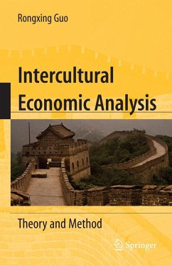 Intercultural Economic Analysis - Guo, Rongxing