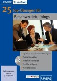 25 Top-Übungen für Beschwerdetrainings, CD-ROM