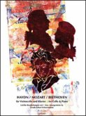 Haydn - Mozart - Beethoven, für Violoncello und Klavier