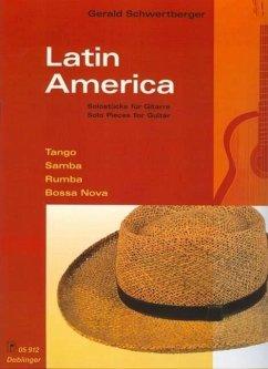 Latin America, Solostücke für Gitarre