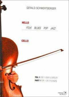 Hello Cello!, für 1 oder 2 Spieler