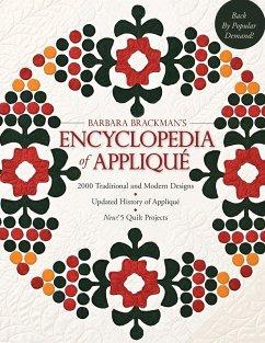 Barbara Brackman's Encyclopedia of Appliqué - Print-On-Demand Edition