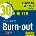 30 Minuten Burn-out, Audio-CD