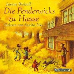 Die Penderwicks zu Hause / Die Penderwicks Bd.2 (4 Audio-CDs) - Birdsall, Jeanne