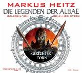 Gerechter Zorn / Die Legenden der Albae Bd.1 (CD)