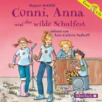 Conni, Anna und das wilde Schulfest / Conni & Co Bd.4 (2 Audio-CDs)