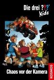 Chaos vor der Kamera / Die drei Fragezeichen-Kids Bd.4