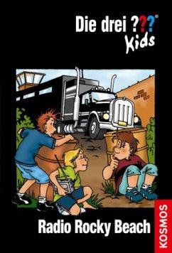Radio Rocky Beach / Die drei Fragezeichen-Kids Bd.2 - Blanck, Ulf