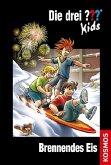 Brennendes Eis / Die drei Fragezeichen-Kids Bd.40