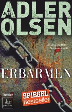 Erbarmen / Carl Mørck. Sonderdezernat Q Bd.1 - Adler-Olsen, Jussi