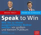 Speak to Win, 5 Audio-CDs