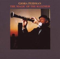 The Magic Of Klezmer - Feidman,Giora