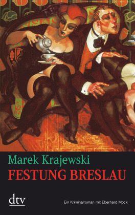 Buch-Reihe Eberhard-Mock-Reihe von Marek Krajewski
