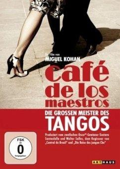 Café de los Maestros - Die grossen Meister des Tangos - Santaolalla,Gustavo