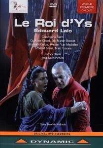 Lalo, Edouard - Le Roi D'Ys (NTSC) - Piunti/Girard/Martin/Bonnet/Guèze