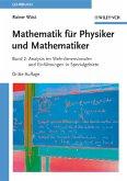 Mathematik für Physiker und Mathematiker 2