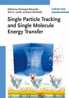 Single Particle Tracking and Single Molecule Energy Transfer