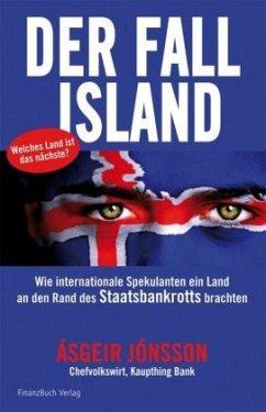 Der Fall Island - Jónsson, Ásgeir