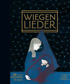 Wiegenlieder, m. Audio-CD