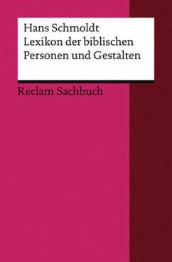 Lexikon der biblischen Personen und Gestalten