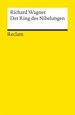 Der Ring des Nibelungen, Libretti
