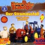 Kleiner Roter Traktor - Der Stromausfall und 5 weitere Abenteuer, 1 Audio-CD