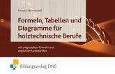 Formeln, Tabellen und Diagramme für holztechnische Berufe