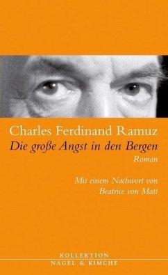 Die große Angst in den Bergen - Ramuz, Charles Ferdinand