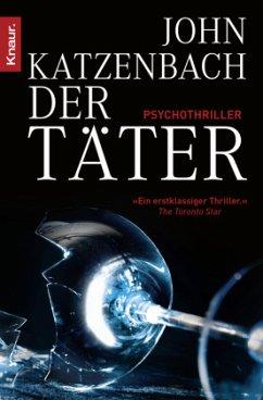 Der Täter - Katzenbach, John